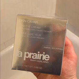 New& Sealed La Prairie Luxe Eye Cream Skin Caviar